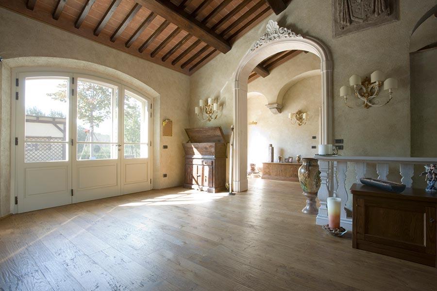 Pavimenti in legno parchettificio toscano - Pavimenti in legno per cucina ...